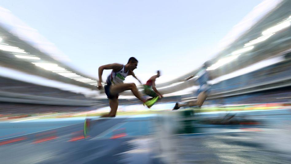 Olympiastadion in Rio de Janeiro