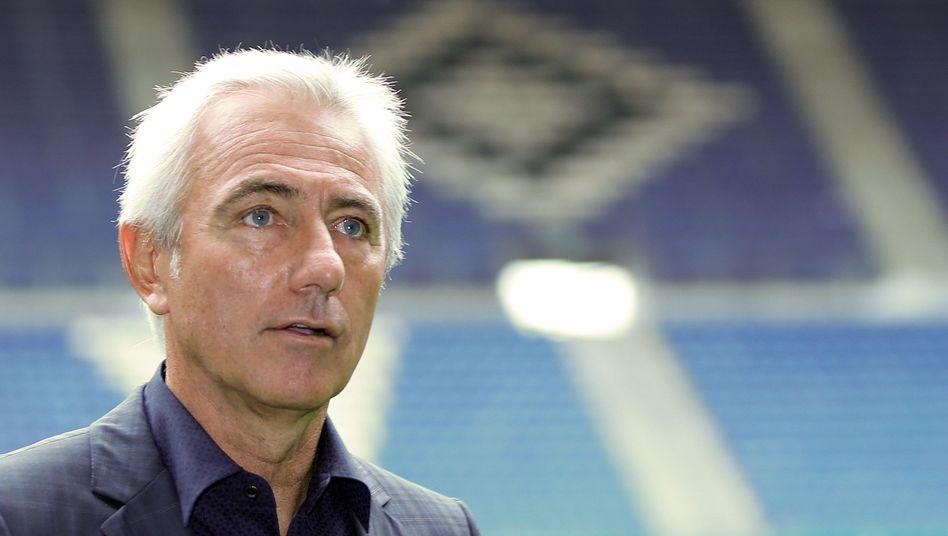 Van Marwijk: Zuletzt war er beim Hamburger SV