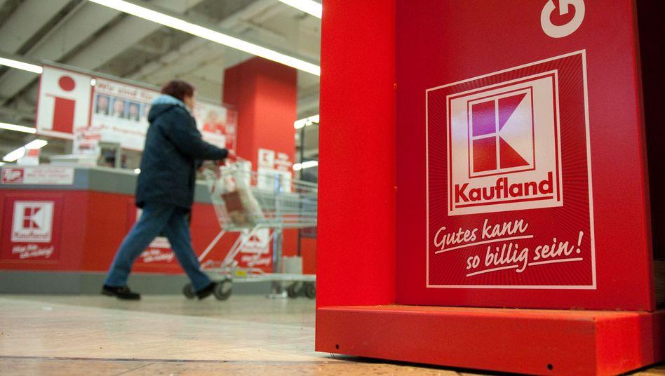 Kaufland-Filiale in München