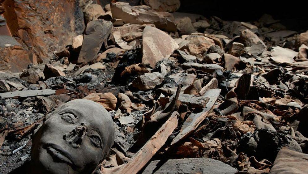 Tal der Könige: Überraschender Mumienfund