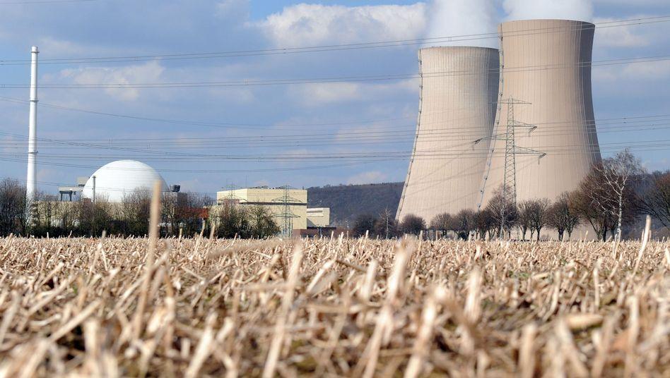 Atomkraftwerk Grohnde in Emmerthal bei Hameln: Kein Finanzierungskonzept, nirgends