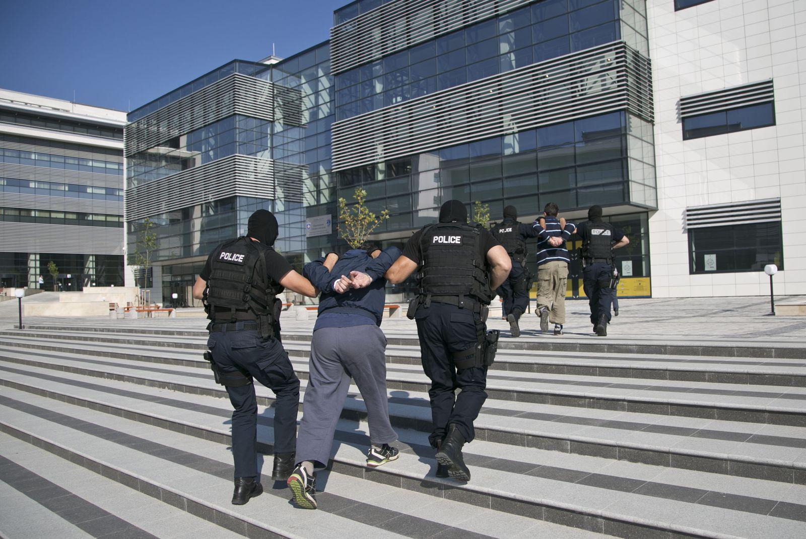 Kosovo Terrorist Arrest