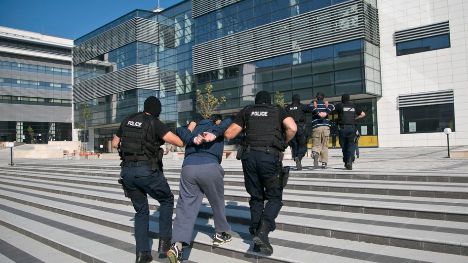 Festnahme in Pristina (Archiv): 700 Dschihadisten in Südosteuropa