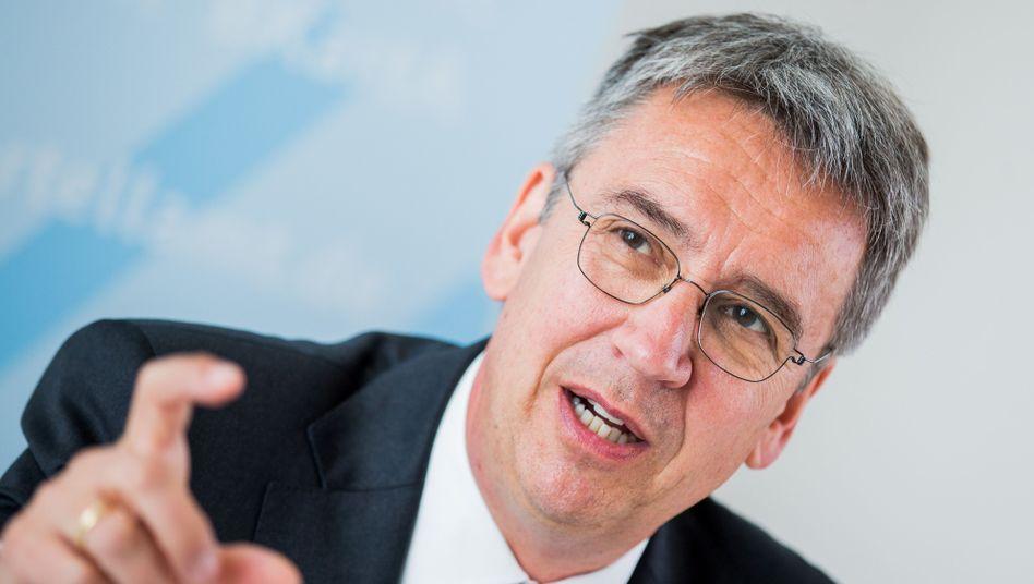 Bundeskartellamtspräsident Andreas Mundt (Archiv)
