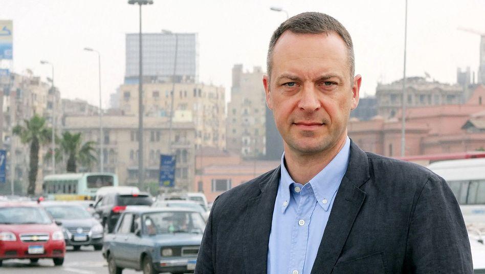 Auslandskorrespondent Volker Schwenck