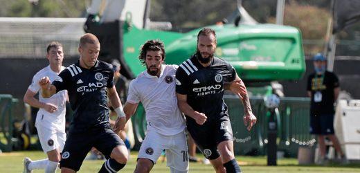 Inter Miami: David-Beckham-Klub startet mit MLS-Negativrekord