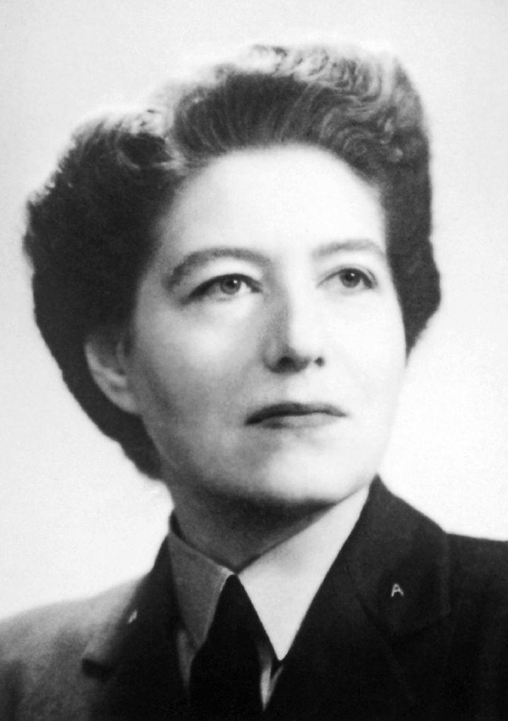 Vera Atkins führte zahlreiche britische Agenten im deutsch besetzen Europa, darunter 39 Frauen. 1908 in Rumänien geboren, machte sie im Zweiten Weltkrieg Karriere im Geheimdienst. Atkins starb 2000.