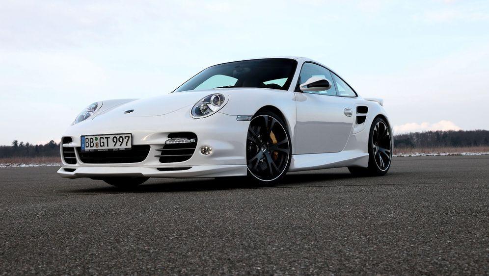 Porsche 911 Turbo Techart: Dezent und brachial