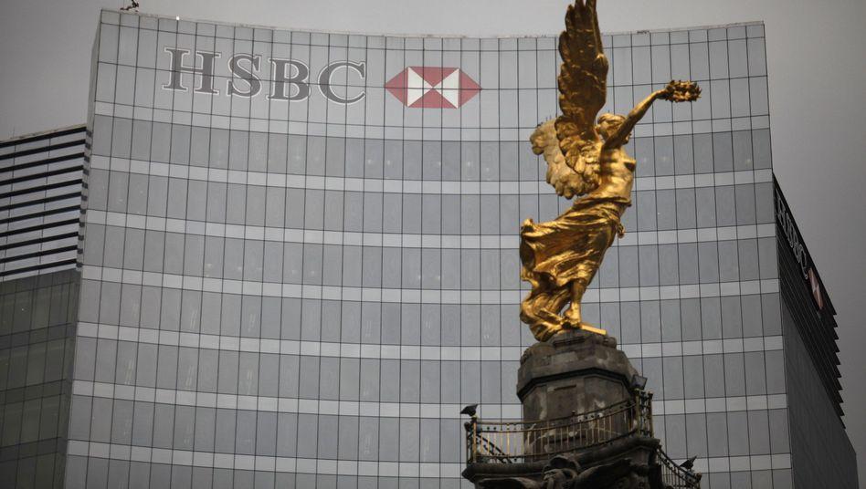 HSBC-Zentrale in Mexiko City: Wie unabhängige Fürstentümer regiert
