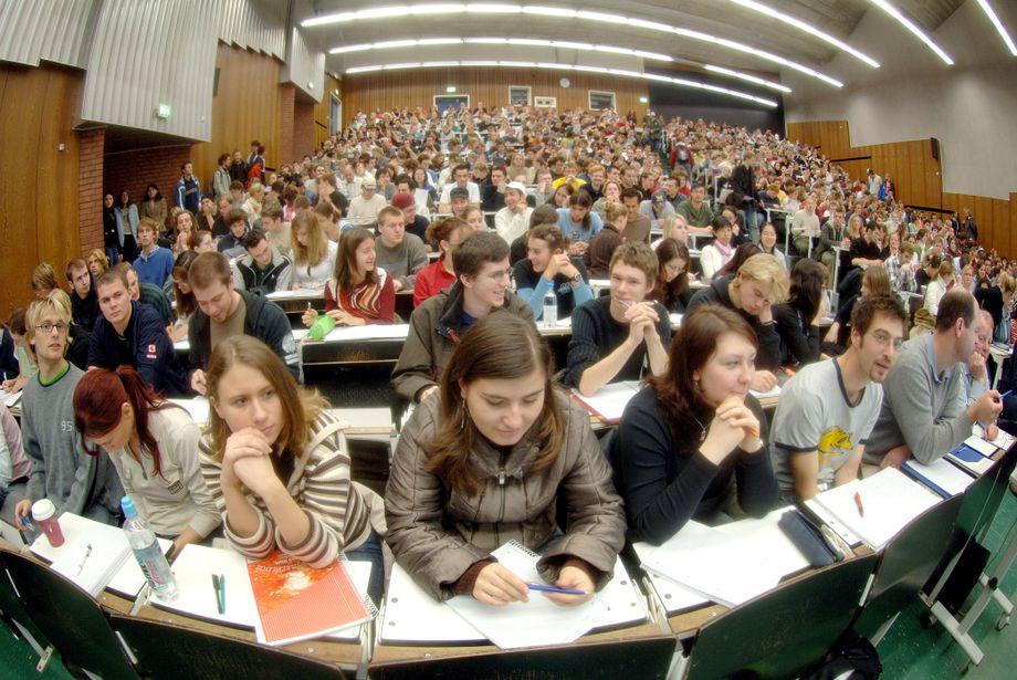 Studentenzahl Köln