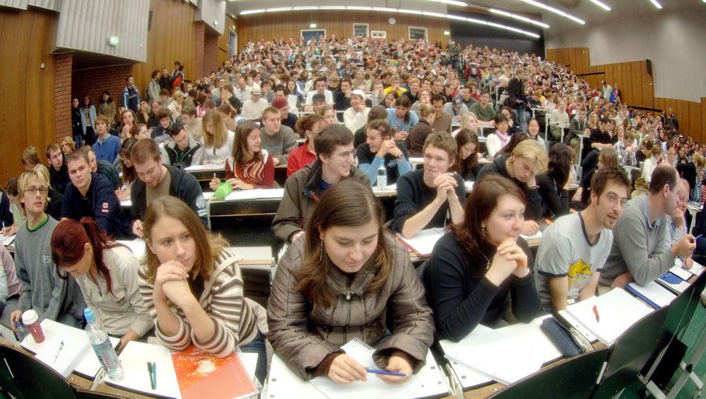 Wir sind viele: Deutschlands Hochschulriesen