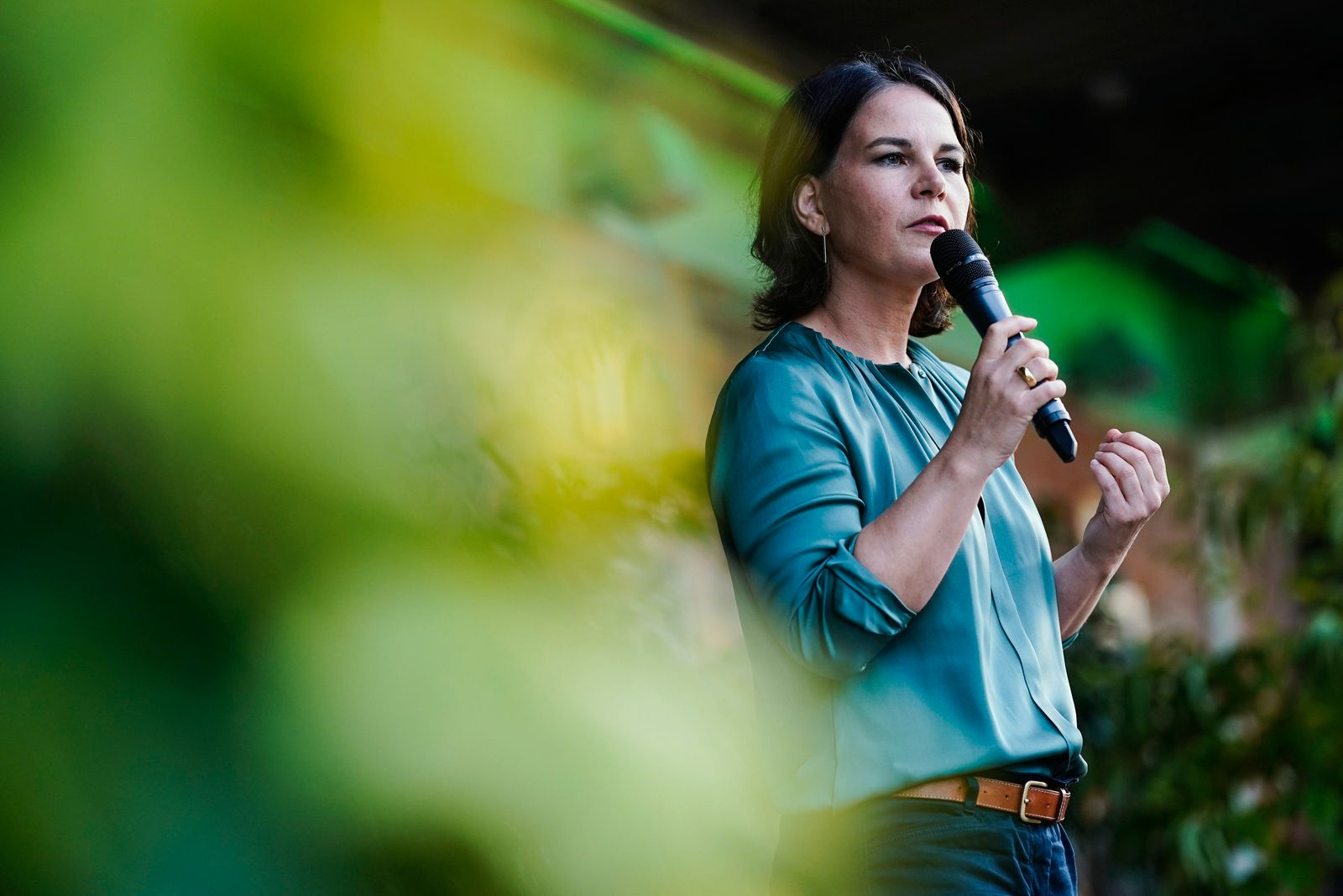 Wahlkampfauftakt der Grünen in Baden-Württemberg