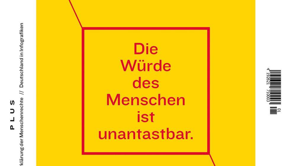 """Grundgesetz in Magazinform: """"Nicht von der Zielgruppe her denken"""""""