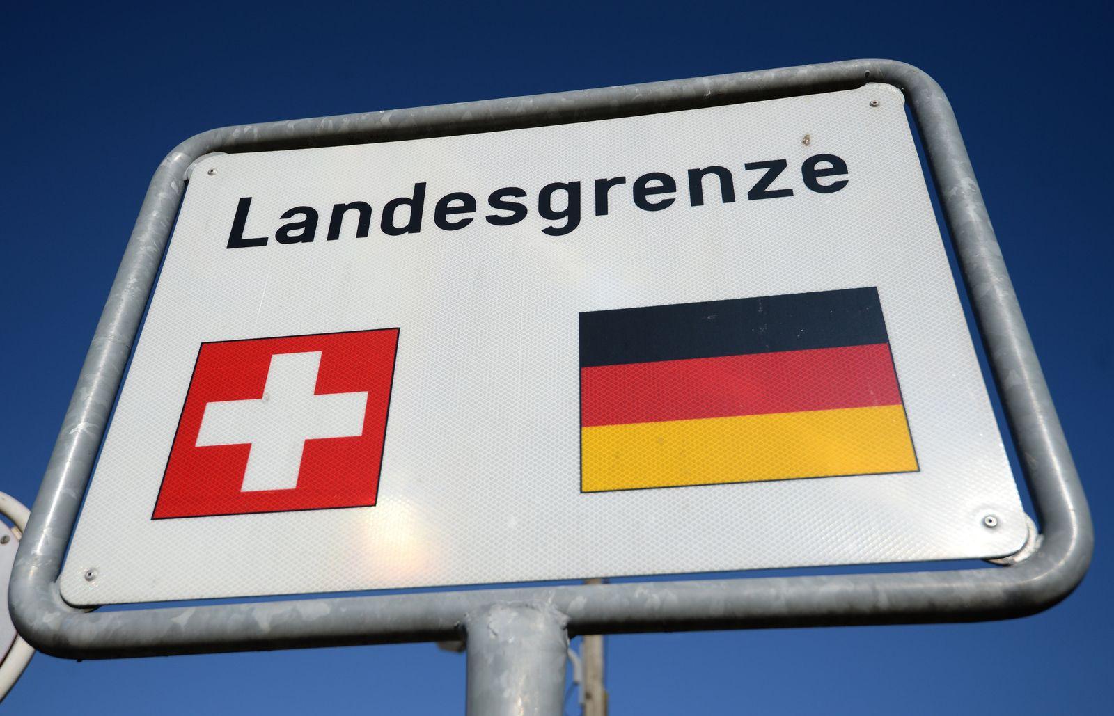 """Volksabstimmung Schweiz """"Masseinwanderung"""""""