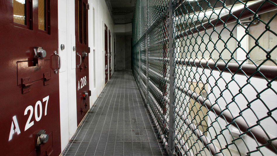 """US-Folterbericht: """"Nashiri reagiert gut auf harte Behandlung"""""""