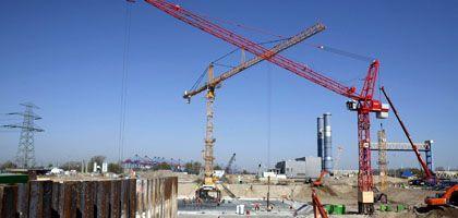 Baustelle Moorburg: Genehmigung für Vattenfall erteilt