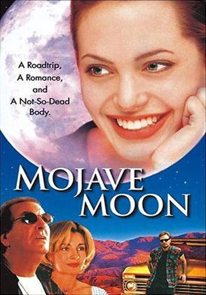 DVD Cover - Mojave Moon