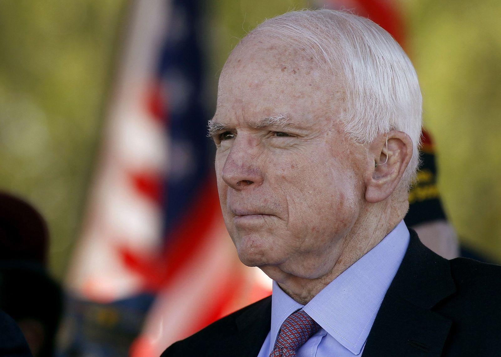 Gesundheit / John McCain