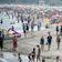 Hitze und volle Strände an deutschen Küsten
