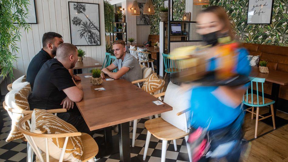 Restaurant in Böblingen: Ab Montag gibt es in Baden-Württemberg mehr Freiheiten für Geimpfte und Genesene in der Innengastronomie