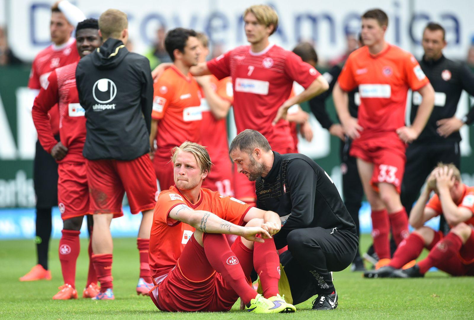 1. FC Kaiserslautern - FC Ingolstadt