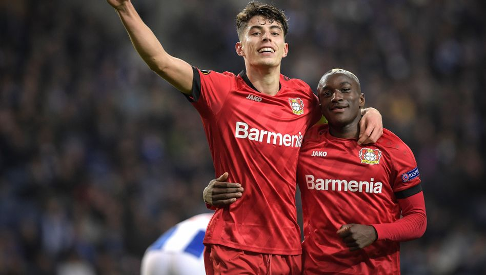 Bayer-Superstar Kai Havertz (l): Machbare Aufgabe