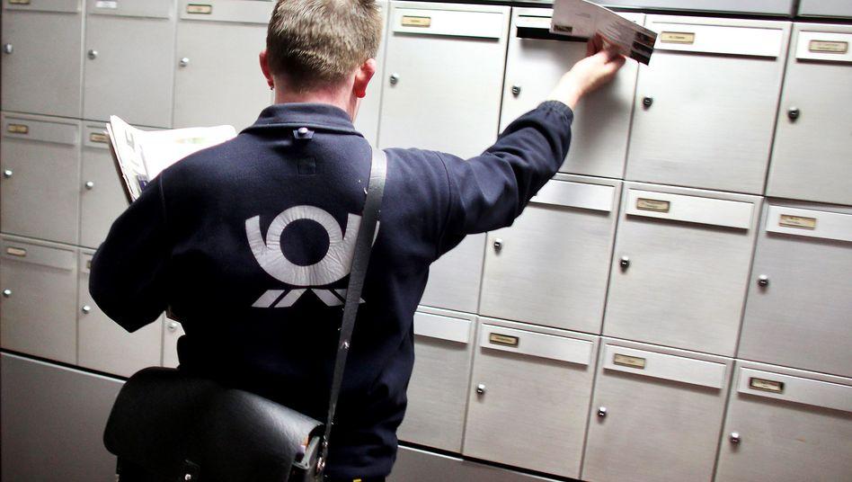 """Post-Mitarbeiter: """"Wollen in allen Geschäftsbereichen Nummer eins sein"""""""