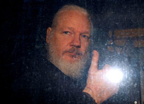Julian Assange (im April 2019)