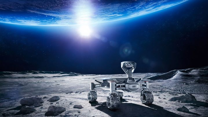 """Google Luna X-Prize: Roboterautos bei """"Apollo 17"""""""