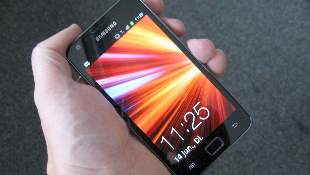 Schneller Schönling: Samsung Galaxy S II