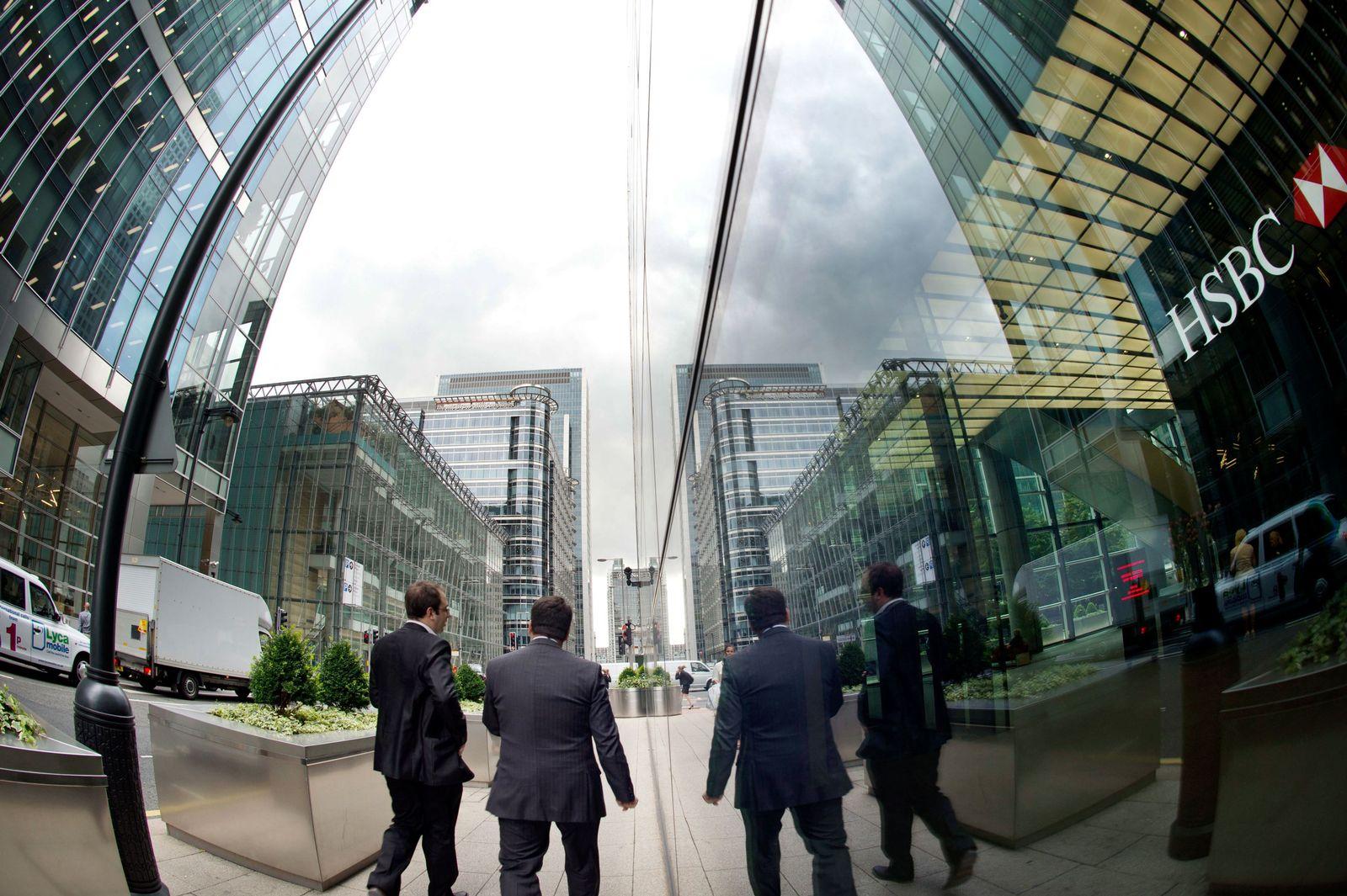 NICHT VERWENDEN London Bankenviertel / Finanzdistrikt