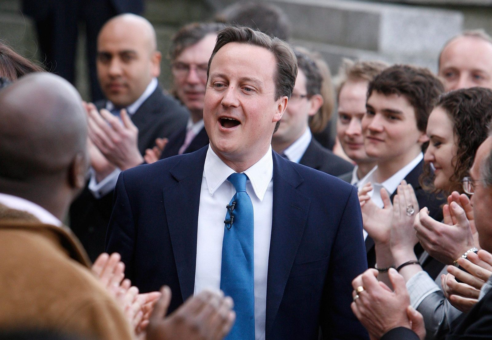 Großbritannien / Wahltermin