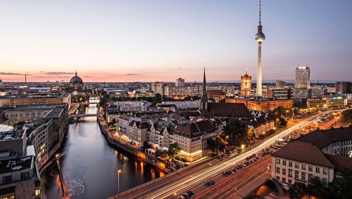 IW-Studie: Berlin zieht Wirtschaftskraft pro Kopf nach unten