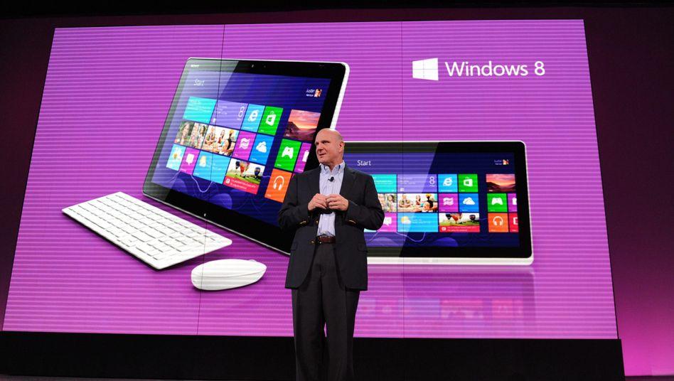Windows 8: Das nächste große Update kommt vor Weihnachten
