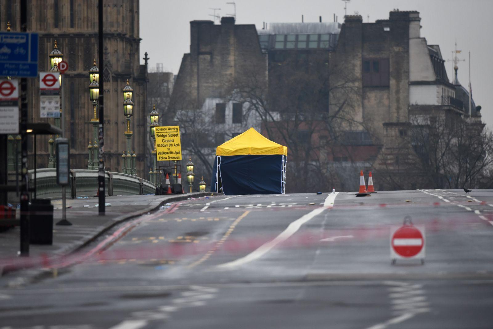 London/ Anschlag