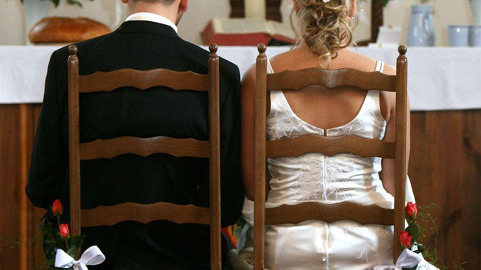 Bund für ein langes Leben: Gleichaltrige Partner lassen Frauen älter werden