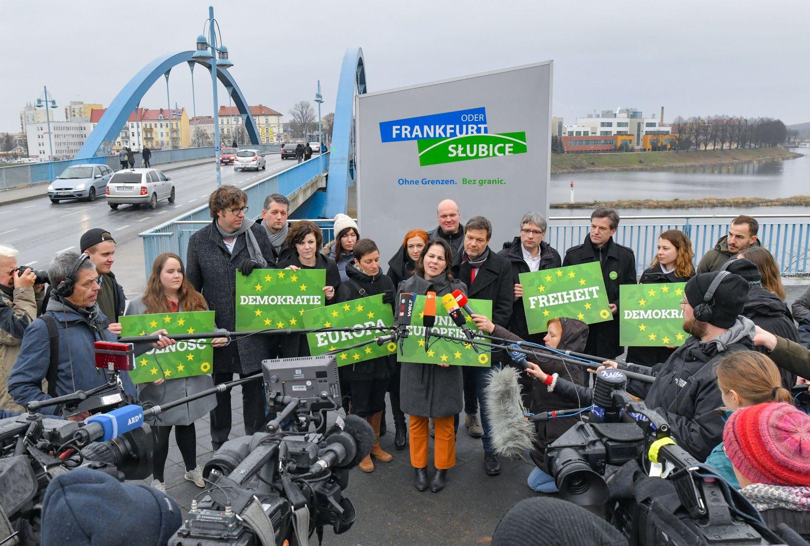 Die Grünen in Frankfurt (Oder)