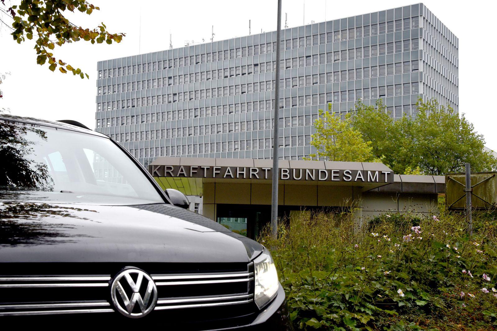Volkswagen vor Kraftfahrt-Bundesamt