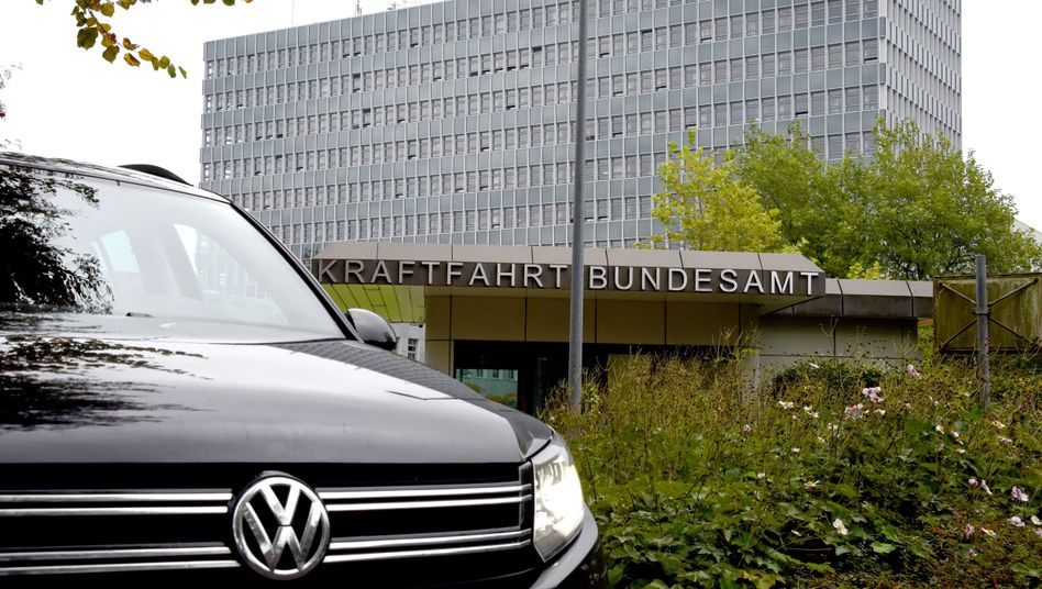 Kraftfahrt-Bundesamt in Flensburg: Unangenehme Fragen