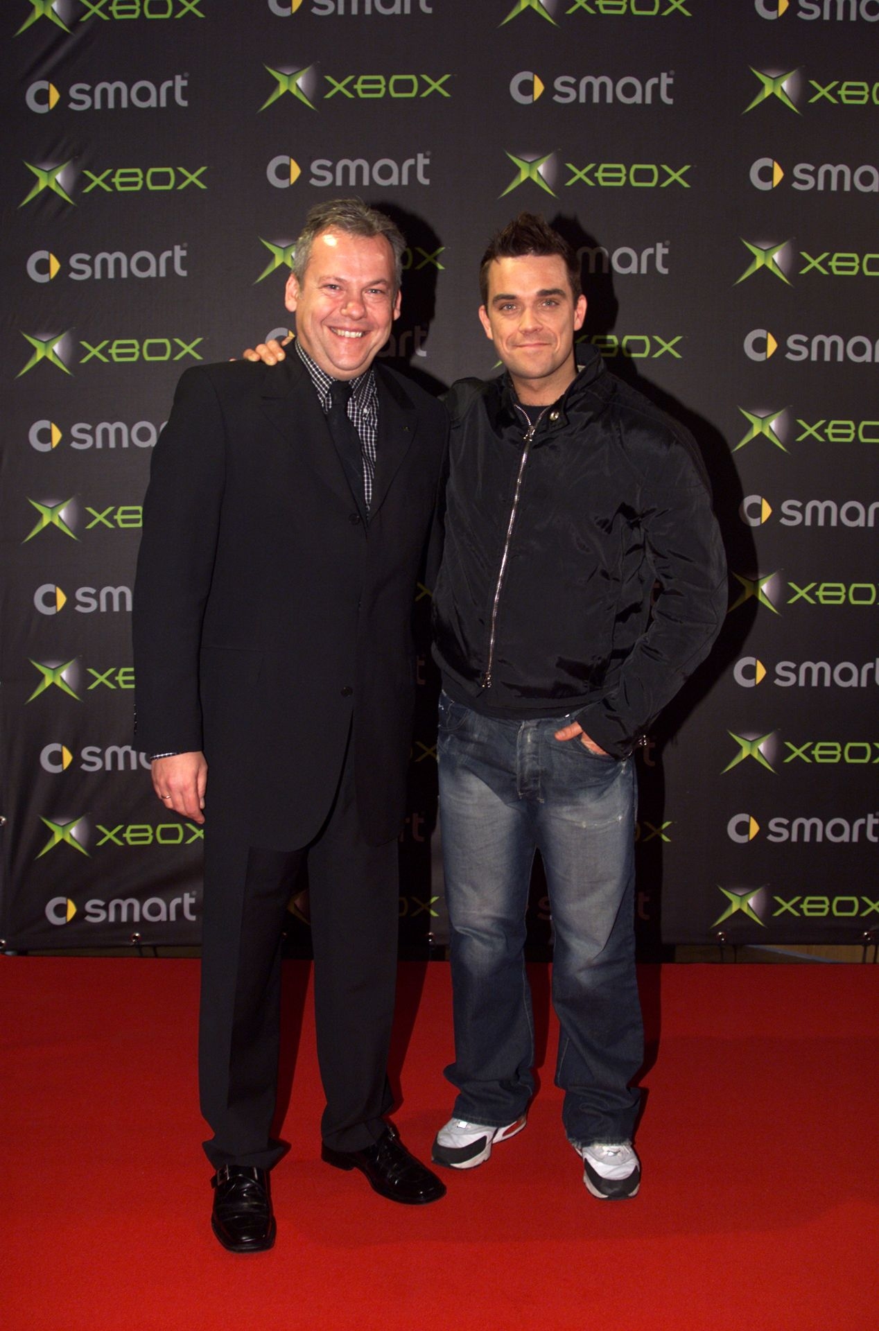 EINMALIGE VERWENDUNG 15 Jahre Xbox in Deutschland/ Stettmeier_Robbie