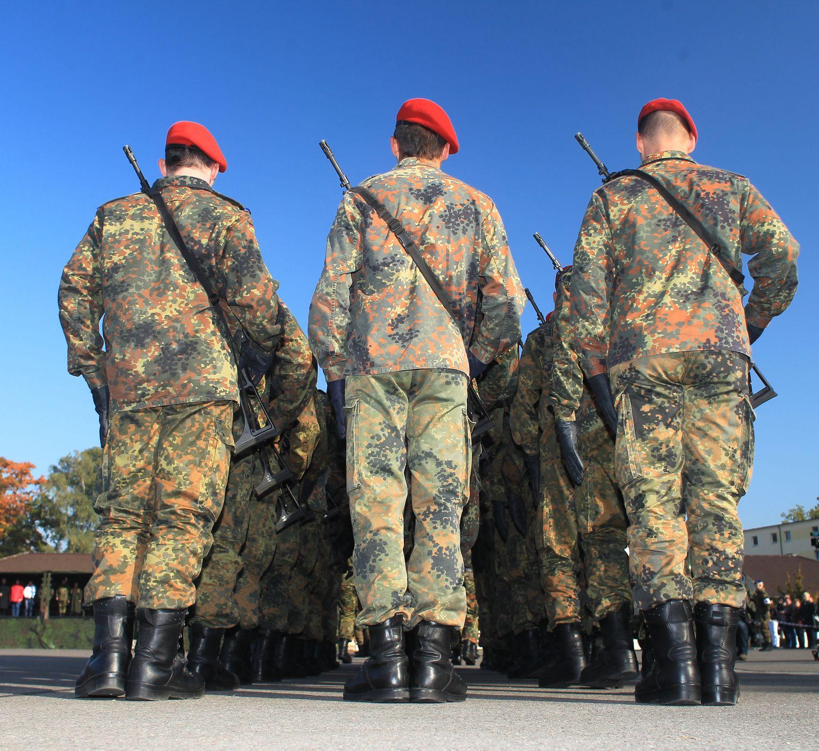 Bundeswehr / Soldaten