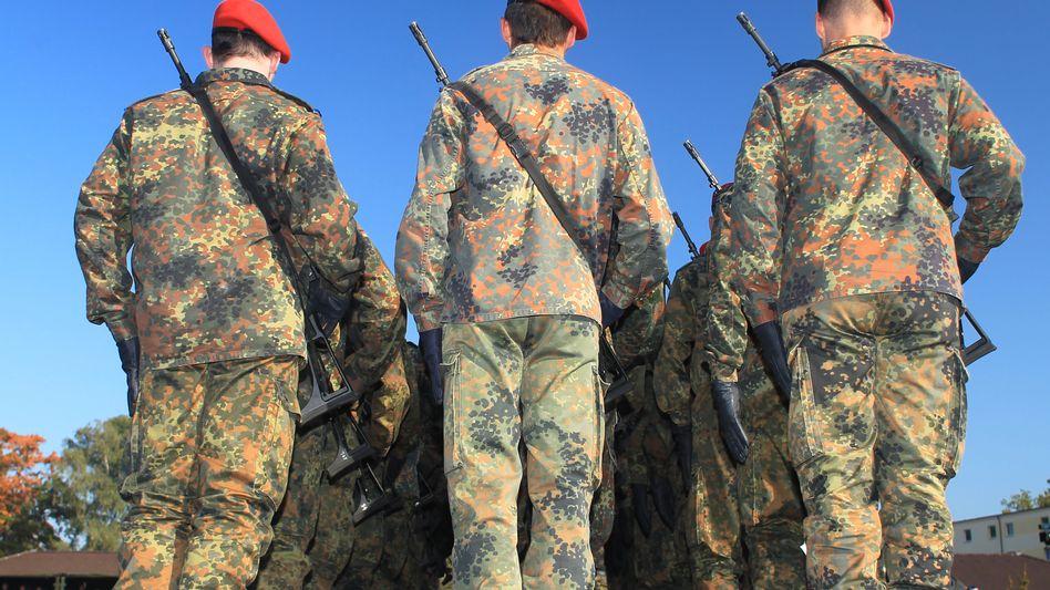 Bundeswehrsoldaten (Symbolbild)