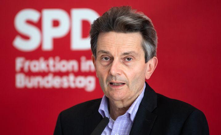 SPD-Fraktionschef Mützenich: »Nicht allein eine militärische Organisation, sondern eine politische«