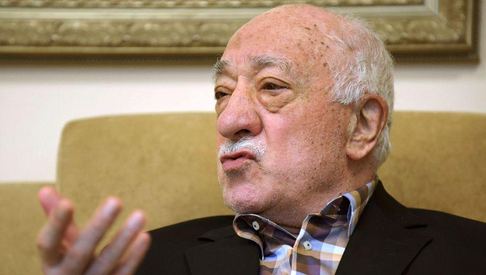 Fethullah Gülen im US-amerikanischen Exil