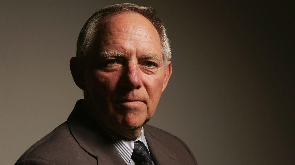 Schäubles erste Woche: Die Schatten-Macht