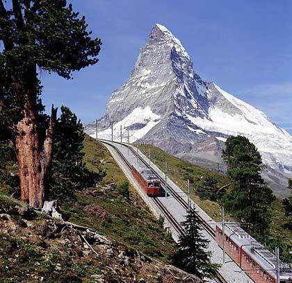 Matterhorn: Unangefochtener Schönheitskönig der europäischen Viertausender