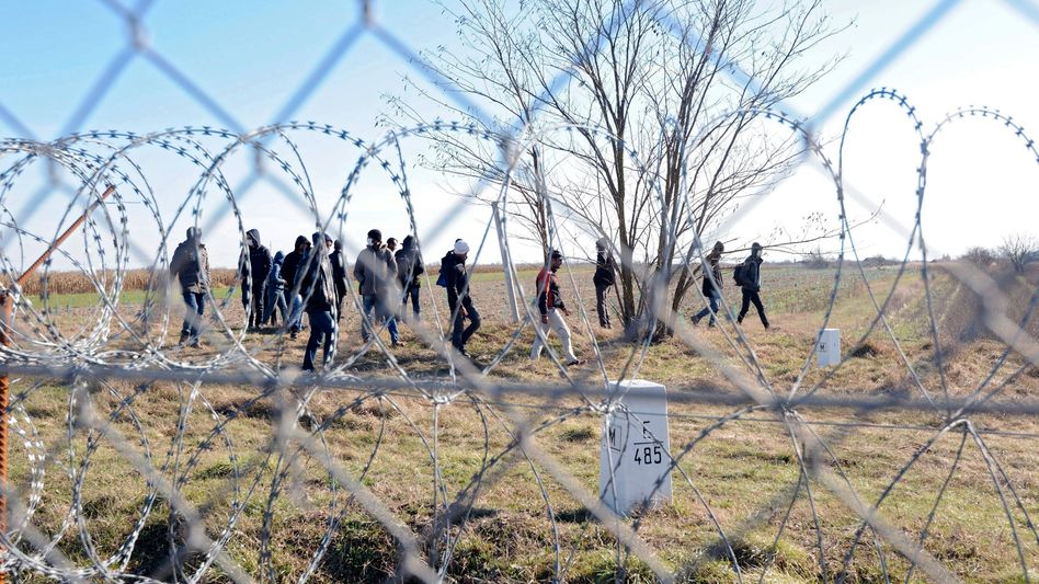 Ungarischer Grenzzaun: Das Volk soll gegen Flüchtlinge abstimmen
