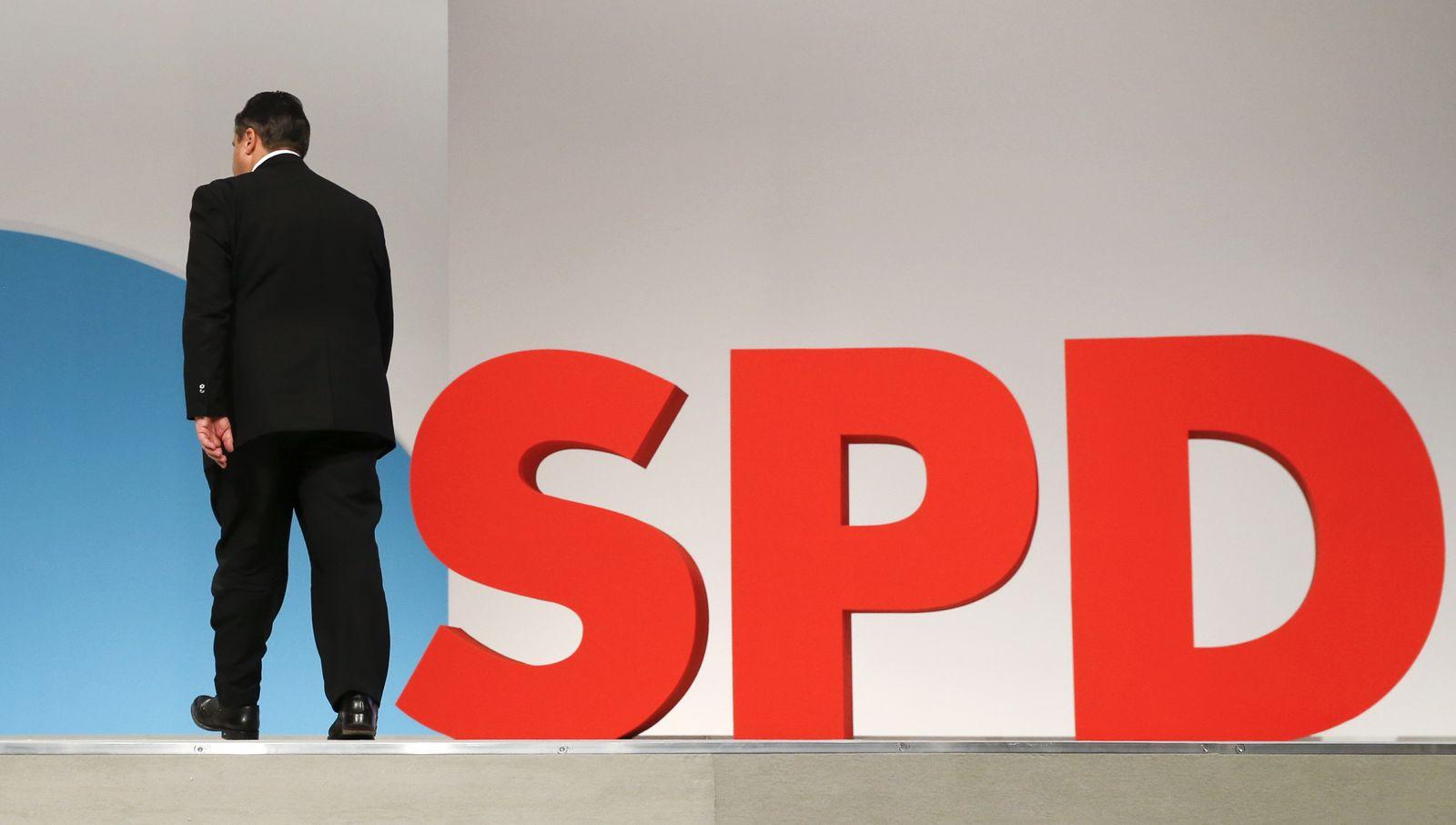 Sigmar Gabriel/ SPD