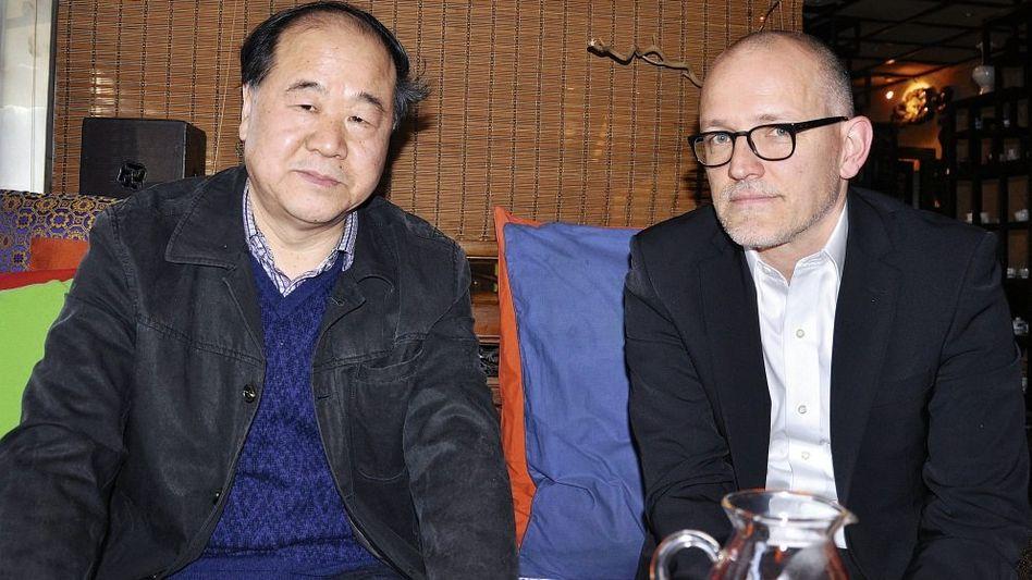 Mo, Zand in Peking