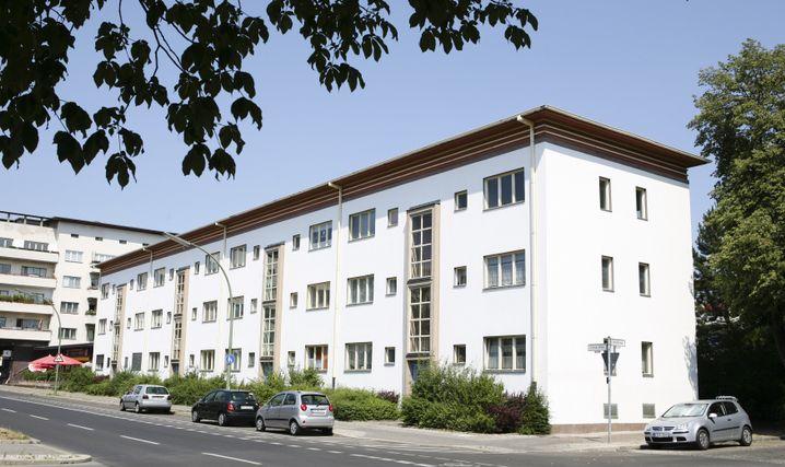 Wohnhaus der Weißen Stadt in Berlin: Deutsche sind Kaufmuffel